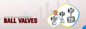 PP Ball Valve Supplier in Surat, Gujarat