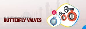 AWWA Butterfly Valves Manufacturer in Ahmedabad,Gujarat, India