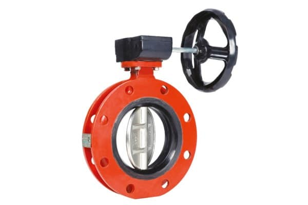 Centric Disc Butterfly Valve - Centric Disc Butterfly Valve Manufacturer & Suppler in Ahmedabad