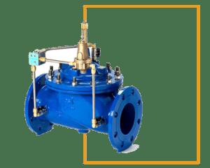 Downstream Pressure Control Valve Manufacturer in Ahmedabad, Gujarat