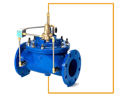 Downstream Pressure Control Valve Manufacturer in Ahmedabad, Gujarat