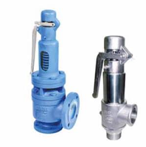 type safety valve - ball valves suppler in India