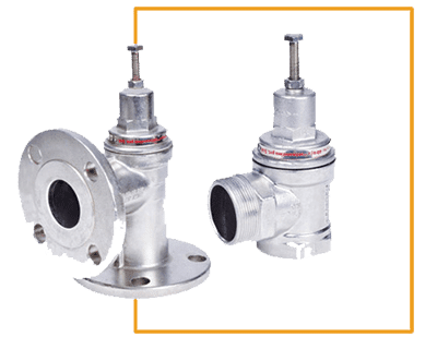 Steam Pressure Reducing Valve Suppler in Bahrain