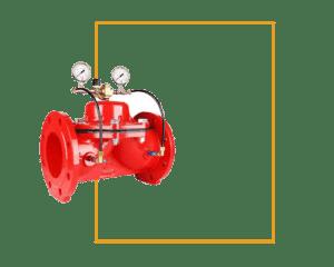 Upstream Pressure Control Valve manufacturers in Algeria