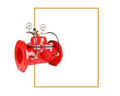 Upstream Pressure Control Valve suppler in Mumbai