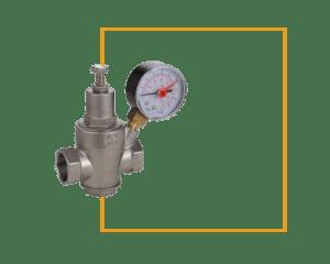 Water Pressure Reducing Valve Manufacturer in Ahmedabad, Gujarat