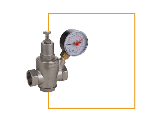 Water Pressure Reducing Valve Manufacturer in Ahmedabad, Gujarat